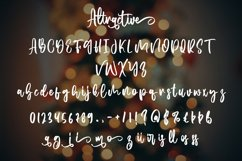 Attractive - Beauty Handwritten Font Product Image 6