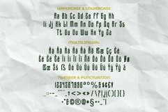 Web Font Auferstehung - Display Font Product Image 3