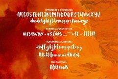 Web Font Aurellia - A Stylish Display Font Product Image 6