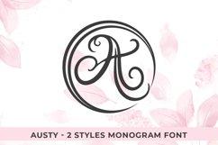 Austy Monogram Product Image 1