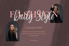 Austyn - Beauty Stylish Script Product Image 3