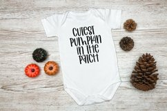Web Font Autumn Afternoons - A Quirky Handlettered Font Product Image 3