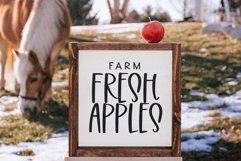 Web Font Autumn Harvest - Fun Handwritten Font Product Image 3