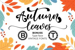 Autumn Leaves Product Image 1