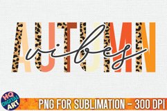 Fall Sublimation Bundle 18 PNG Designs Product Image 5