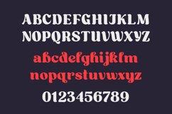 Aveghia Display Serif Font Product Image 3