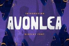 Web Font Avonlea Font Product Image 1