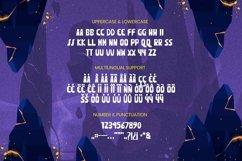 Web Font Avonlea Font Product Image 5