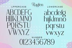Raglen Serif Product Image 6