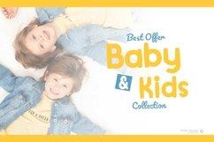 Plastic Toys Basic Serif Kids Product Image 5