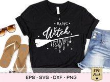 Basic Witch SVG Product Image 3