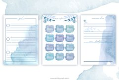 Working from home planner Indigo Edition Product Image 3
