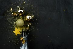 New year or Christmas background Product Image 1