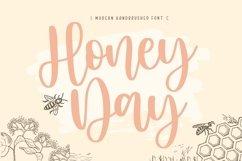 Honeyday Modern Handbrushed Font Product Image 1