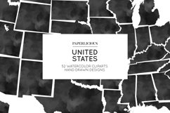 United States Cliparts Product Image 1