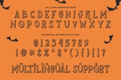 Ghostober | Halloween Layered Font Product Image 5