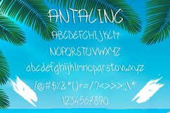 Antaling Summer Font Product Image 2