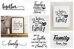 Family Quotes svg bundle Product Image 3