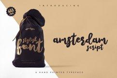 Amsterdam Script Product Image 1