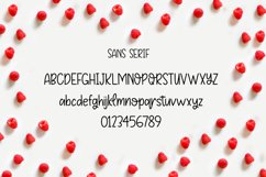 Fruity Patootie Font Duo Product Image 2