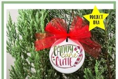 Candy Cane Cutie Christmas Sublimation Product Image 2