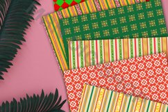 Christmas Digital Paper Pack Product Image 2