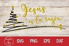 Jesus es la razon- SVG Product Image 2