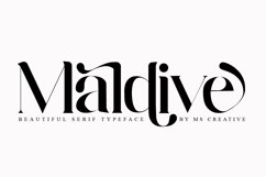 Maldive Product Image 1