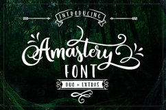 Amastery Font Duo + Extras Product Image 1