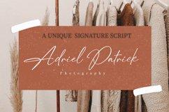 Strainger Signatures Font Product Image 4