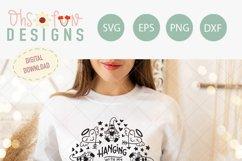 Valentine gnome mandala, bundle, SVG Product Image 2