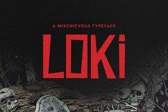Loki Typeface Product Image 1