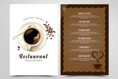 Food Restaurant Menu Flyer Product Image 1
