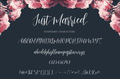 Just Married Script Product Image 2