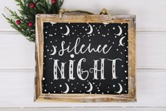 Ho-Ho-Holiday Fonts collection Product Image 4
