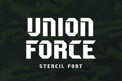 Union Force Product Image 1