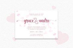 Hidden Love Script Chic font Product Image 2