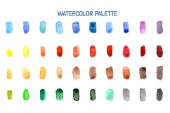 Watercolor Brushes Product Image 2