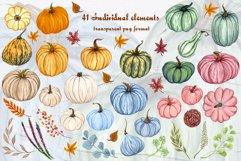 Amazing Pumpkins Watercolor Set Product Image 4