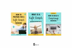Traffic Generating Video Animated Pinterest Pin Pack | Canva Product Image 2
