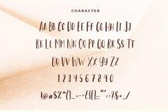 Morganda Handwritten Font Product Image 6