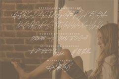 Achieyel - Beauty Signature Font Product Image 3