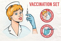 Vaccination Logos and Illustrations Product Image 1