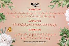 Dellancy - Beauty Elegant Calligraphy Product Image 6