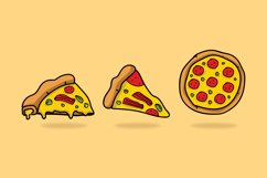 Pizza Illustrations Product Image 1