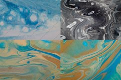 50 Sea marbling textures Product Image 2