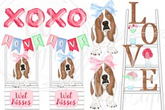 Valentine's Day Clipart, Romantic Graphics, Love Clipart Product Image 4
