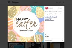 Easter Instagram Templates Product Image 5