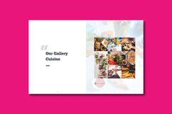 Recipe eBook Template Easy Editable Using Ms Publisher Product Image 5