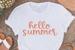 Summer Berries - Handwritten Script Font Product Image 2